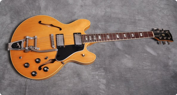 Gibson Es 335 Td 1979 Nature