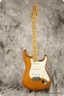 Fender Stratocaster Nitro Satin 2014 Satin Honey
