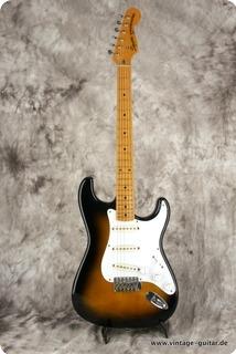 Fender Squier Stratocaster 1983 Two Tone Sunburst