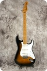 Fender Squier Stratocaster 1983 Two Tone Sunburst