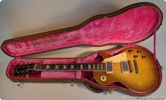 Gibson Les Paul 1959 Sunburst