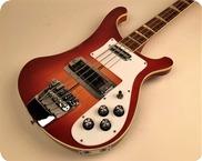 Rickenbacker 4001 1973 Fireglo
