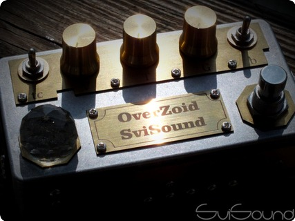 Svisound Overzoid Art 2019 Brass