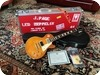 Gibson -  Les Paul Jimmy Page No. One Tom Murphy Aged 2005 Burst