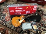 Gibson Les Paul Jimmy Page No. One Tom Murphy Aged 2005 Burst