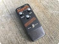 Colorsound Overdriver 1972 Black Hammer