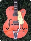 Gretsch-6120 Ex Duane Eddy-1957-Orange Stain