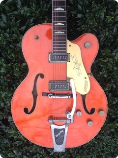 Gretsch 6120 Ex Duane Eddy 1957 Orange Stain