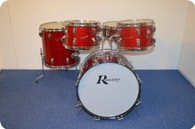 Rogers Drums Holiday 1964 Red Sparkle Pearl