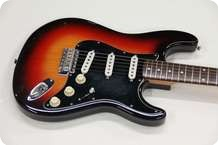Pavel Maslowiec Stratocaster 2006 Nitrocellulose Lacquer
