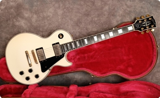 Gibson Les Paul Custom 1991 Arctic White