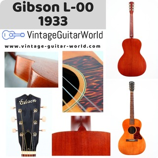 Gibson L 00 1933