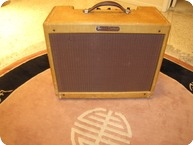 Fender-Deluxe 5E3-1958-Tweed