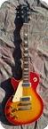 Gibson Les Paul Deluxe Lefty 1981 Cherry Sunburst