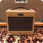 Fender Vintage 1954 Fender Champ Amp 5C1 Tweed Valve Tube Amplifier
