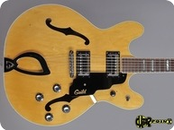 Guild Starfire IV 1979 Blond