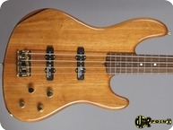 Fender Victor Bailey Jazz Bass 2002 Koa Natural