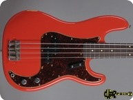 Fender Custom Shop Pino Paladino 2005 Fiesta Red