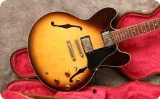 Gibson ES335 Dot 1989 Tobacco Sunburst