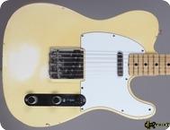 Fender Telecaster 1973 Olympic White