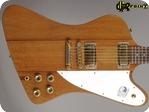 Gibson Firebird 76 1976 Natural
