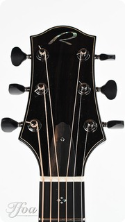 Kevin Ryan Nightingale Grand Soloist Macassar Ebony Engelmann Spruce