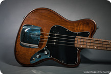 Vuorensaku Guitars T.Family Roaster Bass Deadwood Natural