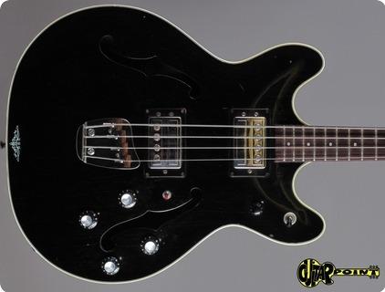 Guild Starfire Ii Bass 1976 Blackhttps://shop.guitarpoint.de/de/guild/1976 Guild Starfire Sf Bass Ii Black