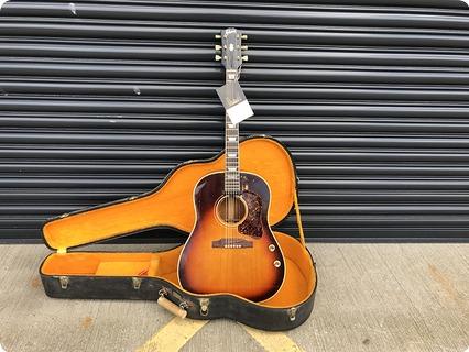 Gibson J 160e  1967 Sunburst