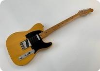 Fender-Telecaster American Vintage 52-2001-Butterscotch Blonde