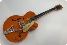 Gretsch G6120T 59 Chet Atkins 2016 Orange Stain