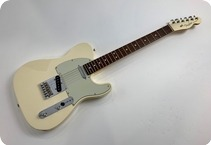 Fender Telecaster Magnificient Seven 2016 Olympic White