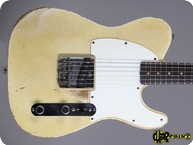 Fender Esquire Telecaster 1960 Blond