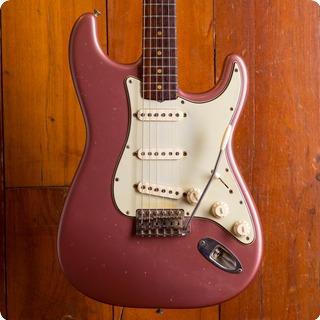 Fender Stratocaster 1963 Burgundy Mist
