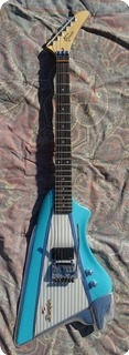 American Showster Guitars Shevy As 57 Classic 1986 Blue