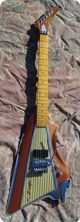 American Showster Guitars Shevy As 57 Classic 1986 Metallic Copper