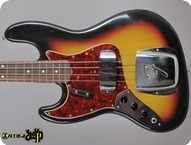 Fender Jazz Bass 1964 3 tone Sunburst