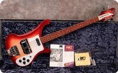 Rickenbacker 4001 V63 1998 Fireglo