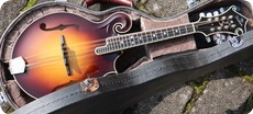 Weber Mandolins The Crooked River 2019