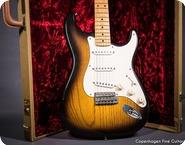 Fender Stratocaster Custom Shop 1954 Masterbuilt 2004 Sunburst