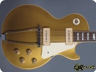 Gibson Les Paul 1952 Tribute 2009 Goldtop