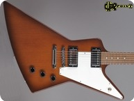 Gibson Explorer Limited 2000 Sunburst