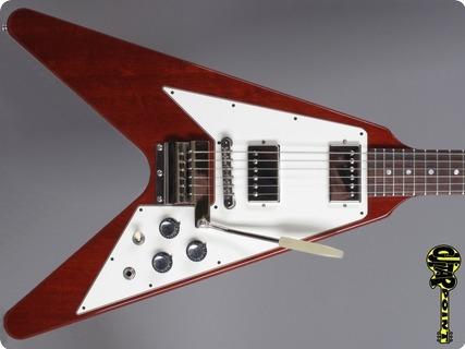 Gibson Custom Shop ´67 Flying V 2010 Cherry