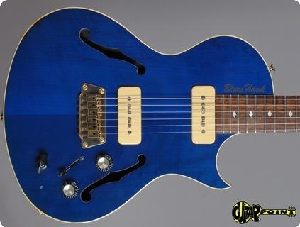 Gibson Blueshawk 1998 Chicago Blue