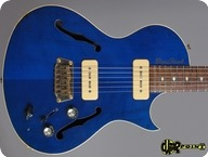 Gibson Blueshawk 1998 Chicago Blue