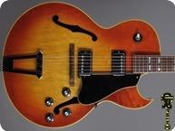 Gibson ES 175 1970 Sunburst