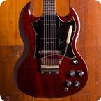 Gibson-SG-1969-Dark Cherry