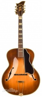 Levin Royal Archtop 1944