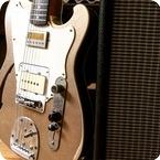 T.P.Customs Guitars Tonemeister Type I 2016 Vintage Relic Shoreline Gold