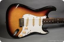 Fender Squier-JV Stratocaster-1982-Sunburst